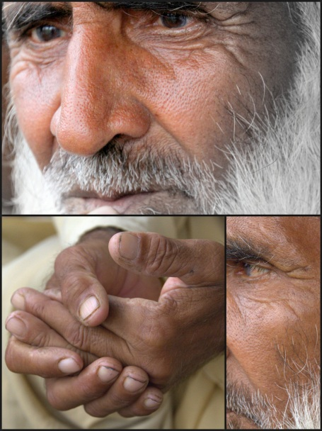 Farmer in Pakistan @ Tom Ruebenach